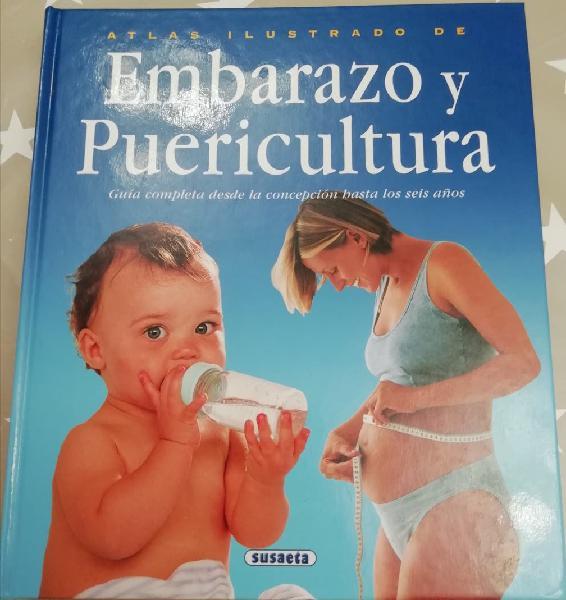 Libro embarazo y puericultura