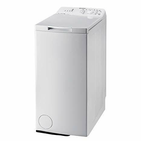 Lavadora carga superior indesit 5kg a++