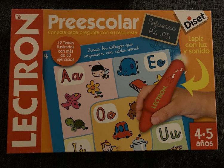 Lectron preescolar
