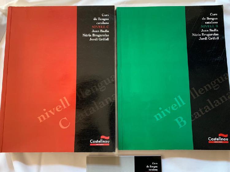 Libro catalan nivel b y c