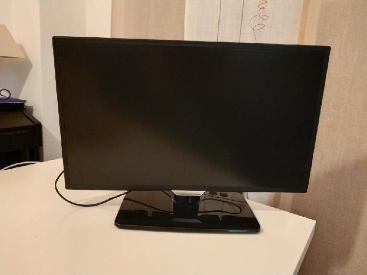 "Monitor/tv led hd 21'5"""
