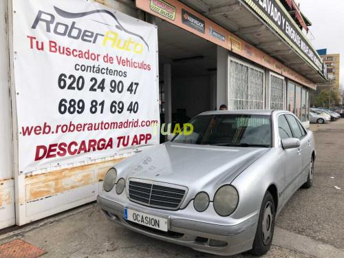 Mercedes Clase E 220 dci