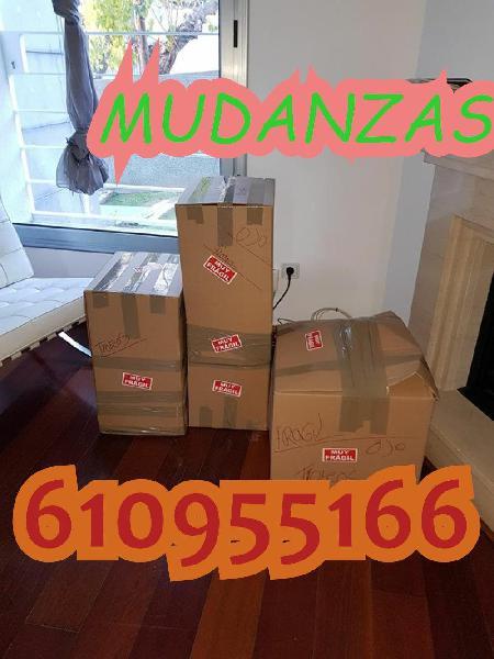 Mudanzas, portes y traslados economicos 24/