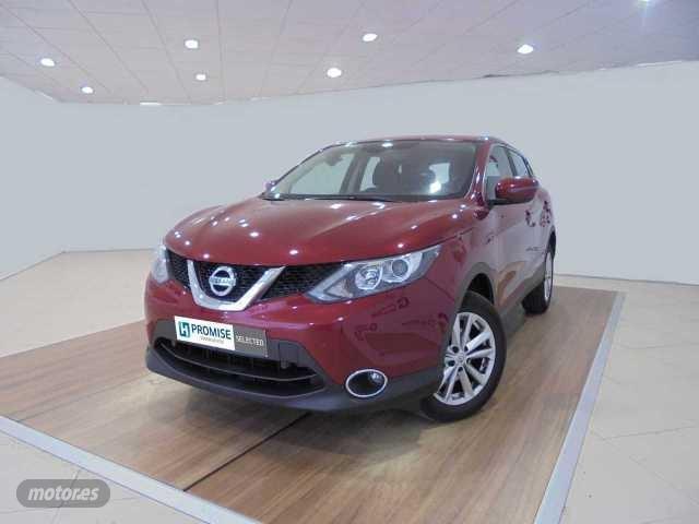 Nissan Qashqai 1.5 DCI Acenta 4X2 de 2017 con 59.531 Km por