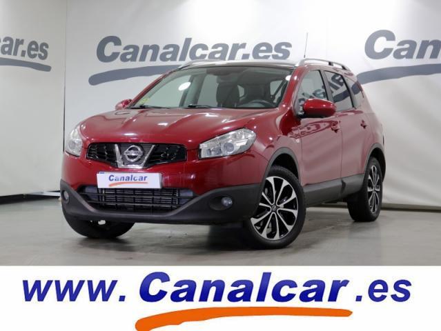 "Nissan Qashqai+2 1.6dCi S&S Tekna Premium 4x2 18"" 130CV"