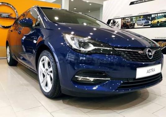 Opel astra 1.2t shr 107kw 145cv elegance st 5p.