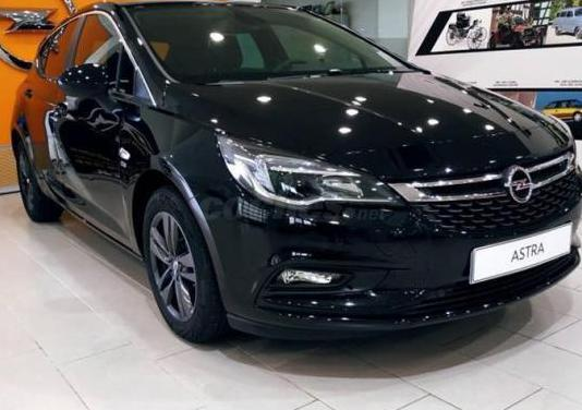 Opel astra 1.4 turbo 92kw 125cv 120 aniversario 5p