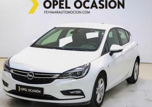 Opel astra 1.6 cdti ss 81kw 110cv selective 5p.