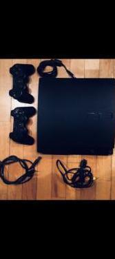 Playstation 3 160gb ( 1 mando nuevo juegos)