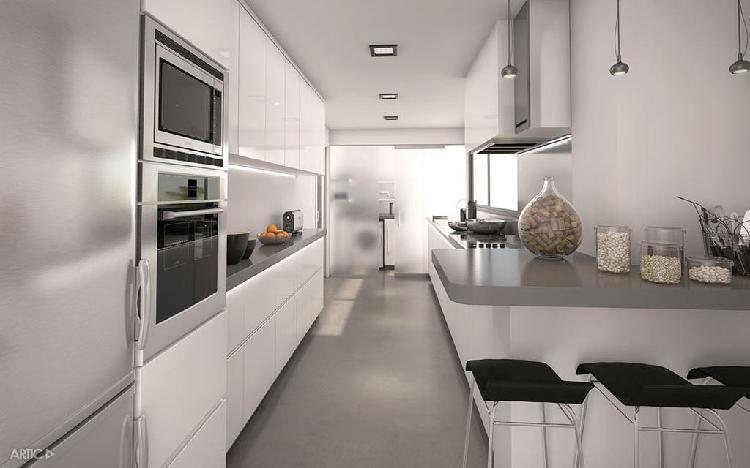 Quieres ver como sería tu cocina