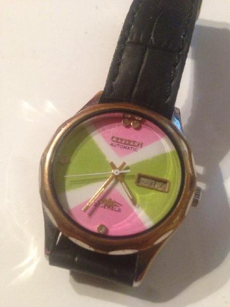 Reloj vintage años 70