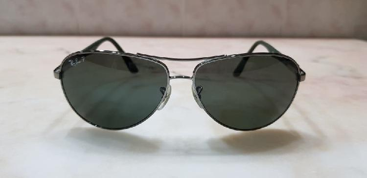 Ray-ban aviador gafas de sol fibra carbono