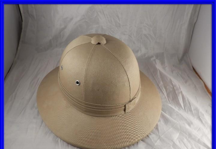 Sombrero safari explorador