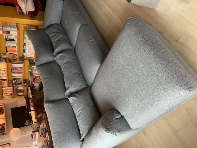 Sofa chaislongue en venta perfecto estado
