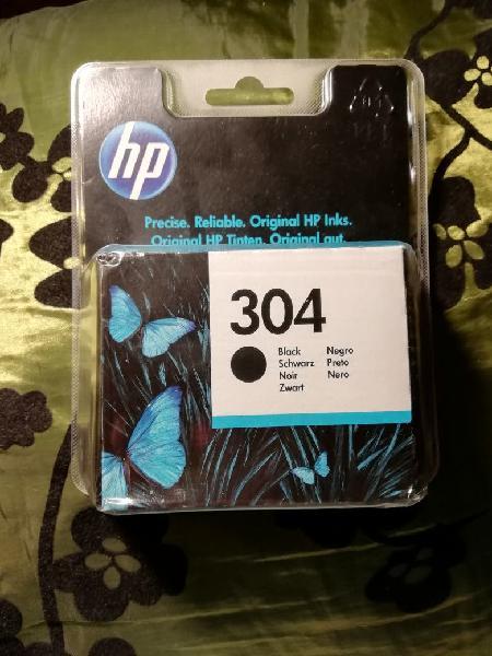 Tinta negra para impresora hp número 304