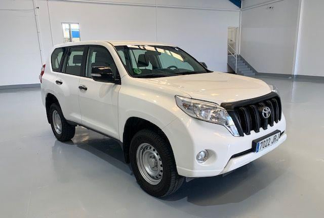 Toyota land cruiser 5p 180d gx 7 plazas