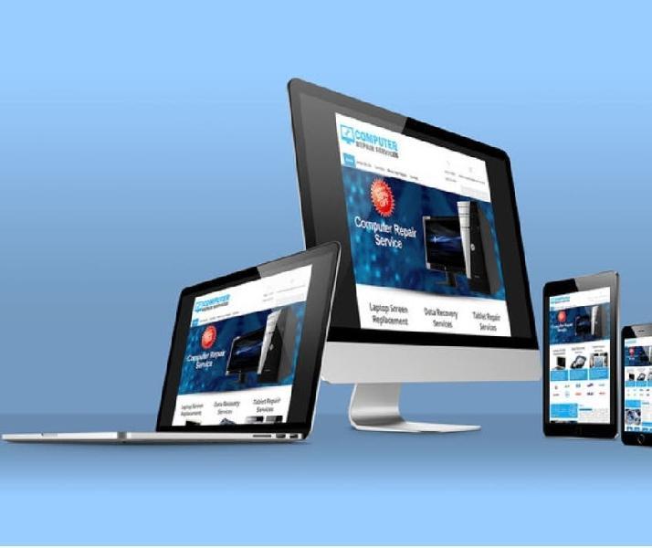 Tu página web por sólo 99€ todo incluído
