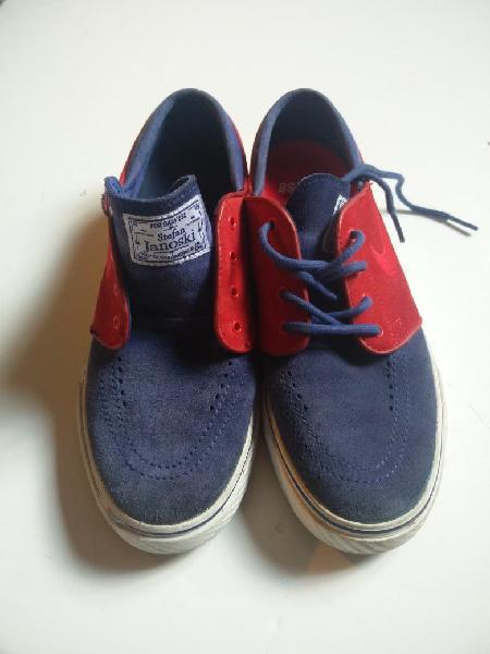 Zapatillas nike janoski bicolor