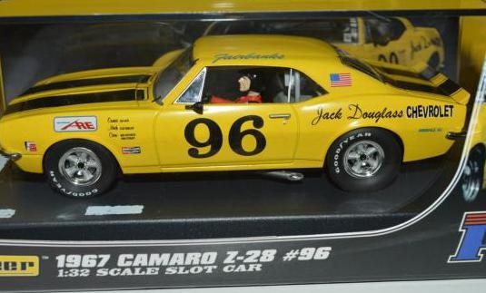 Camaro 67 scalextric