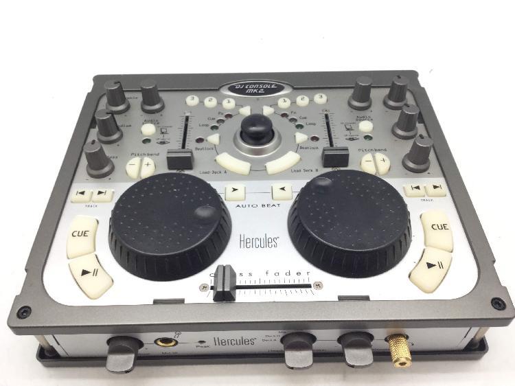 Mesa directo hercules dj mix mk2