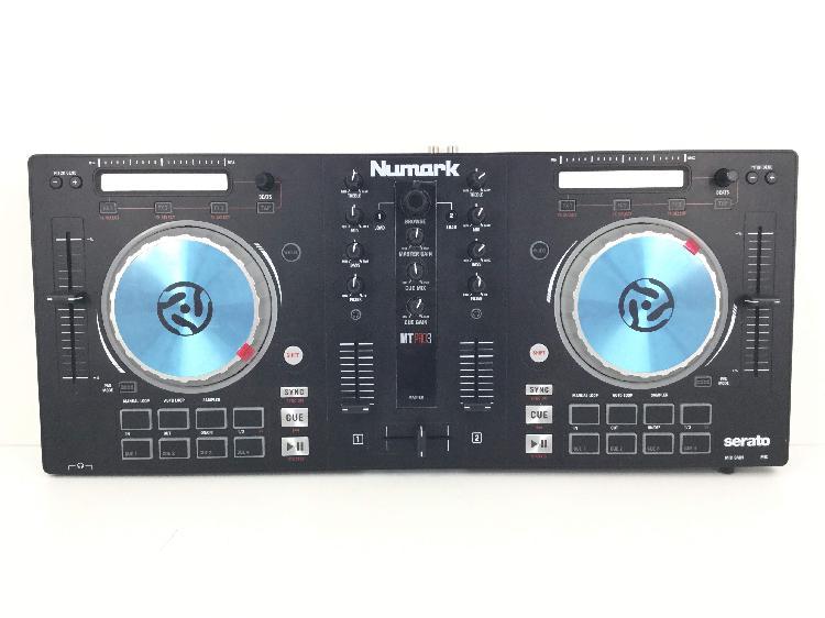 Mesa dj numark mixtrack pro 3