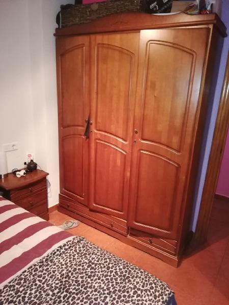 Mobiliario piso completo por traslado en argoños