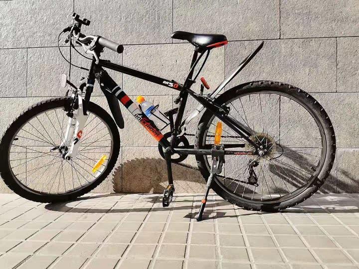 Mountain bike bicicleta bike amortiguacion montaña