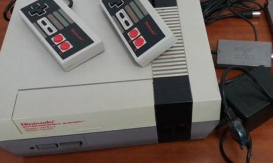 Nintendo nes original