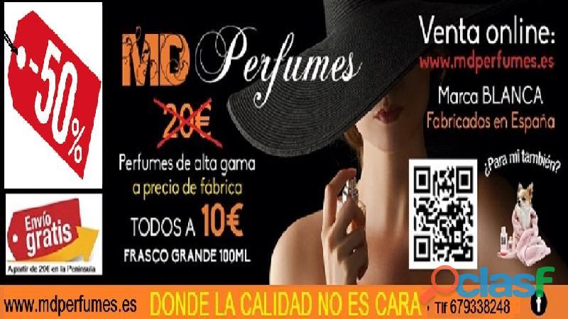 Perfume mujer Equivalente alta gama Nº20 AIRESILLO LOE 10€ 100ml 5