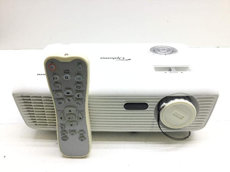 Proyector polivalente optoma hd67