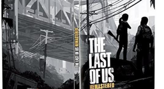 Steelbook the last of us