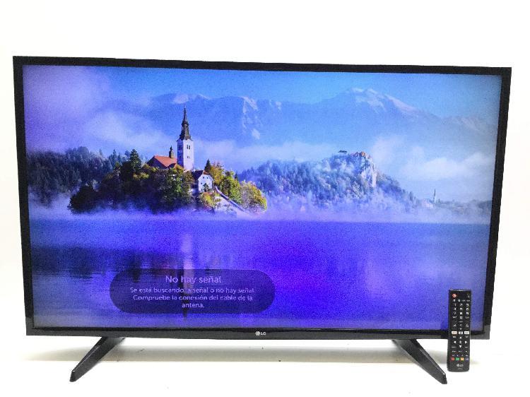Televisor led lg 43uh610v