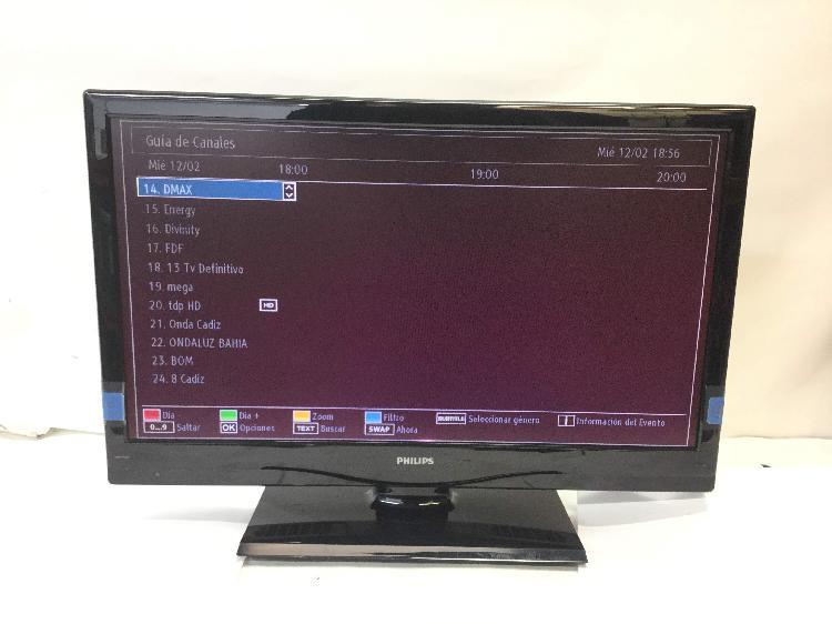 Televisor led philips 20hfl2809d