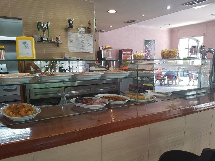 Traspaso cafeteria/bar castellon (zona lagasca)