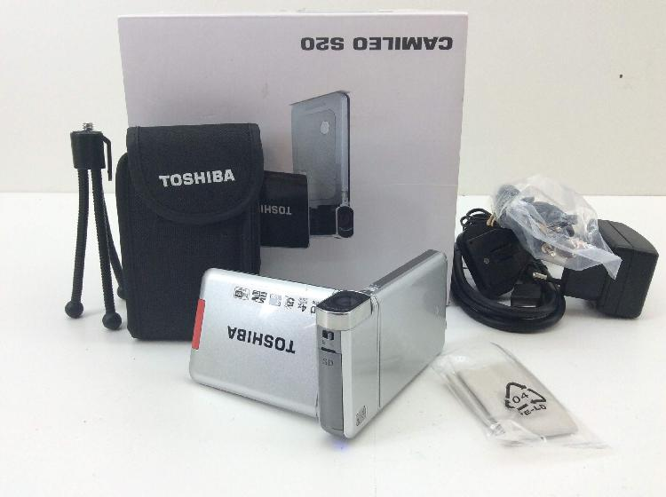 Videocamara digital toshiba camileo s20