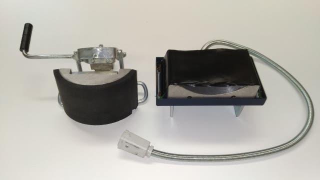 Accesorio para gorras plancha Transmatic