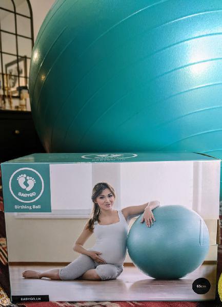 Babygo pelota de pilates embarazadas 65cm