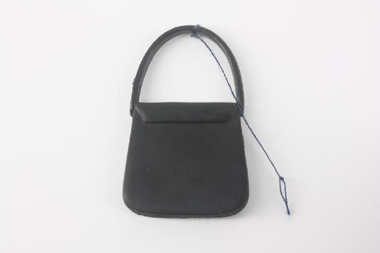 Bolso de mano color negro original barbie - mattel