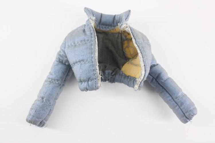 Chaqueta / abrigo original barbie / my scene