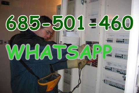 Electricista 24 horas 7 dias a la semana