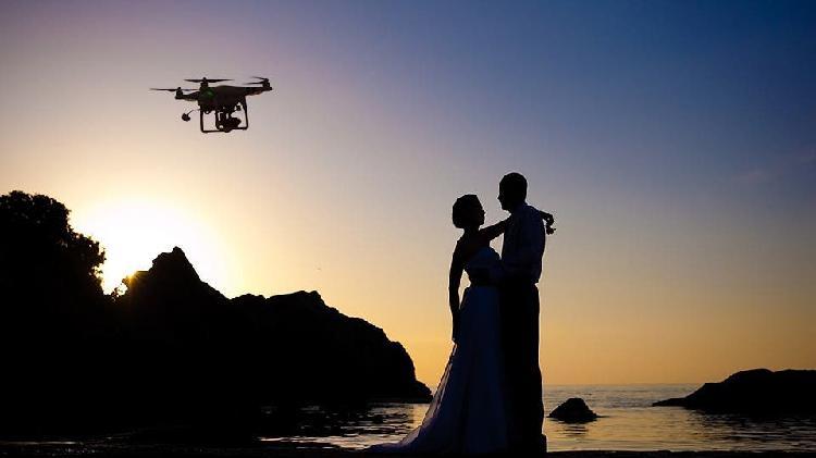 Grabacion de video y fotografia aéreo