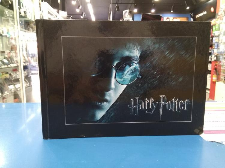 Harry potter año 1-5