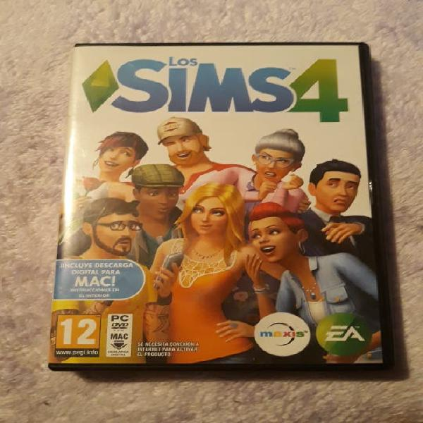 Juego pc the sims 4
