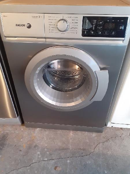 Lavadora fagor inox 7kg a+++