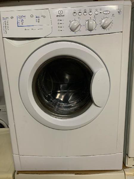 Lavadora & secadora indesit