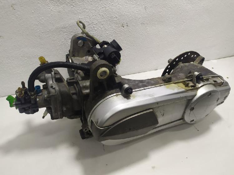 Motor completo. peugeot jet force