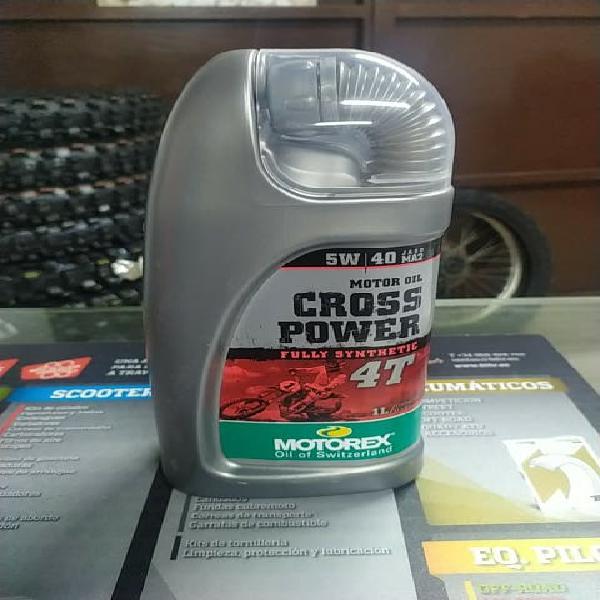 Motorex cross power4t 05w40