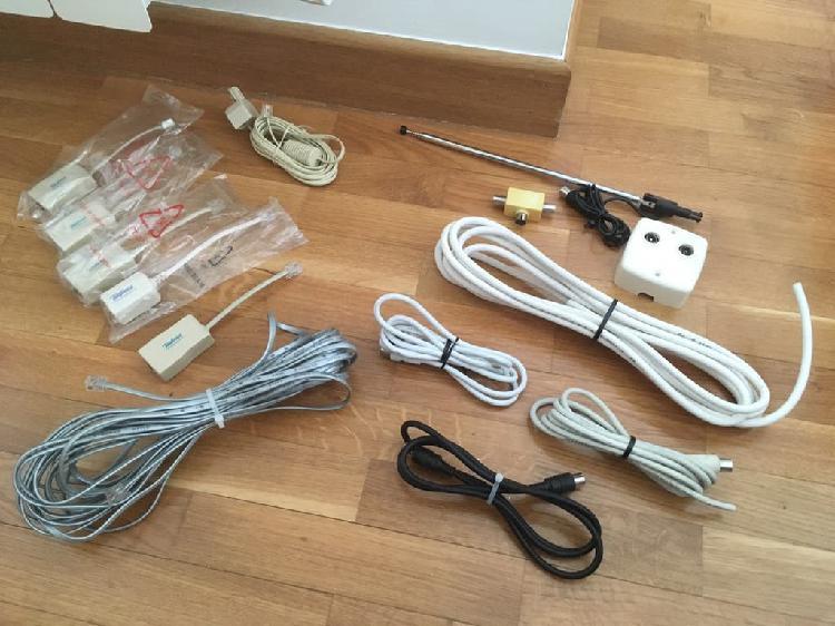 Pack telefonía y antena