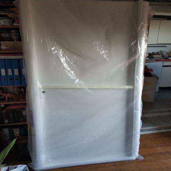 Puerta lucerna plus blanco