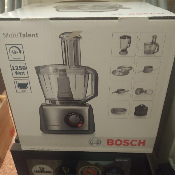 Robot multitalent bosch mcm68840 nuevo